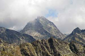 Vysoka Peak Trekking Tour  with Mountain Guide