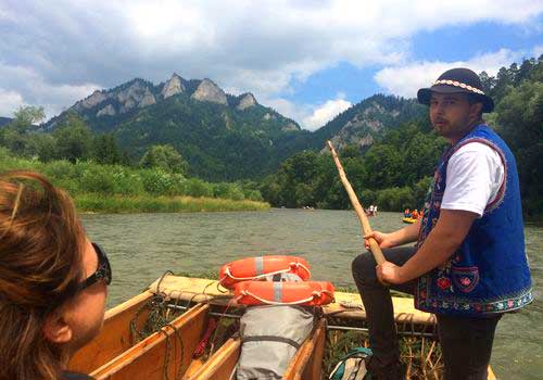 Dunajec Rafting Pieniny National Park