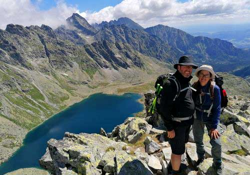 Hut To Hut Tour High Tatras