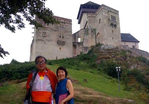 Trencin Castle Visit