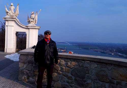 Bratislava Visit