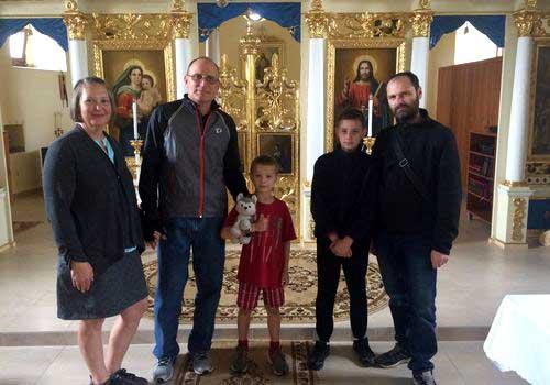 Family History Tour Eastern Slovakia