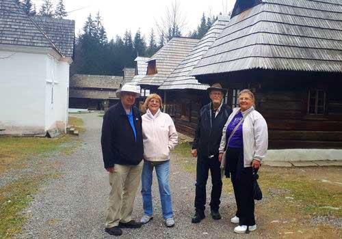 Slovakia Gand Tour 2018