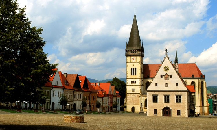 Bardejov (UNESCO)