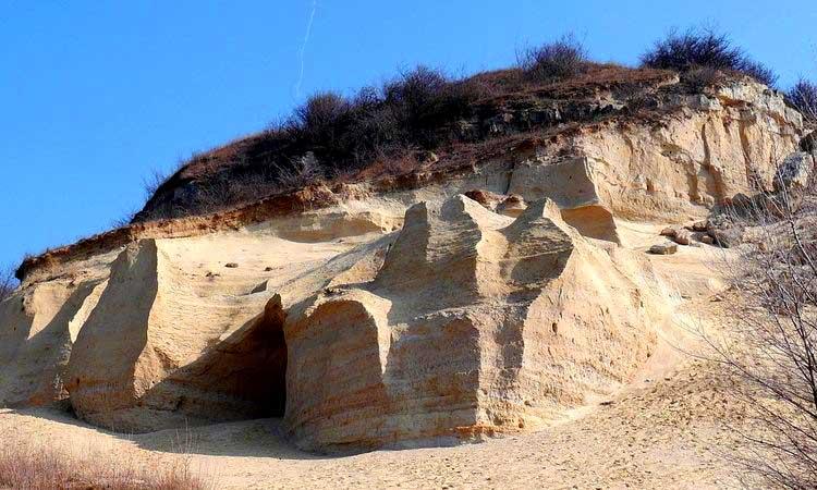 Sandberg paleontologigal site