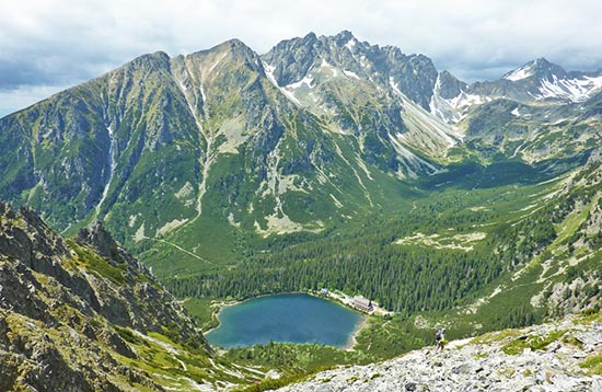 High Tatras Mountains Tours