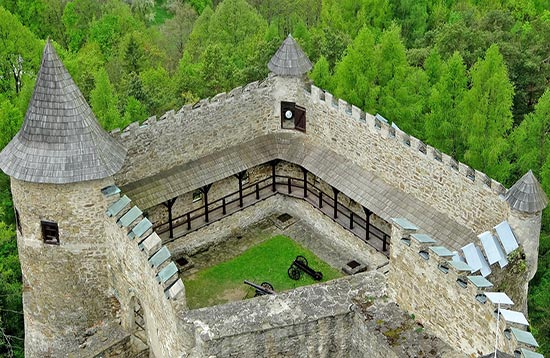 The Most Beautiful Castles of Eastern Slovakia