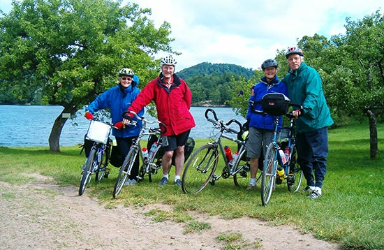 Bicycle Tour from Budapest to Krakow - Hungary, Slovakia, Poland