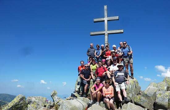 Peak Adventure Tour in Slovak Mountains