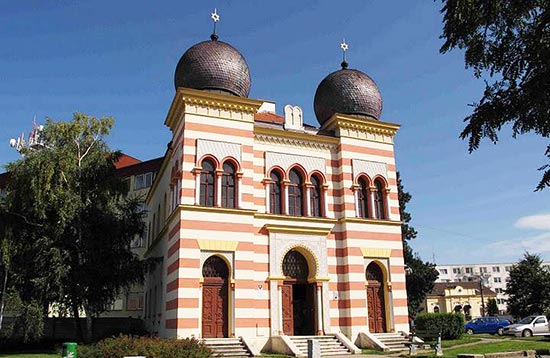 Jewish Heritage Tour in Slovakia and Poland