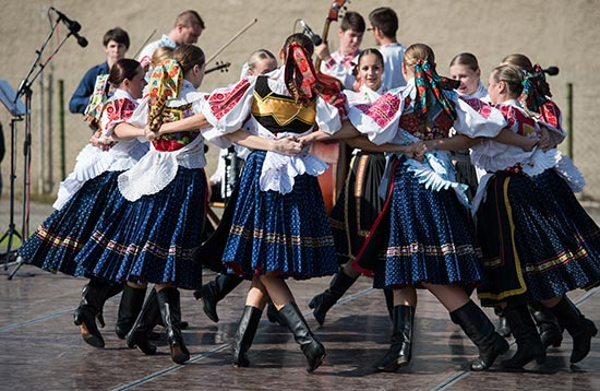 6-day Tour of Slovak Folk Heritage