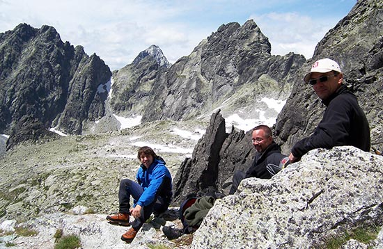Trek Hut to Hut Tour in the High Tatras