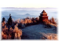 Sitno - old Watch-tower