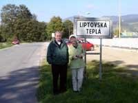 Berniers in Liptovska Tepla, Slovakia