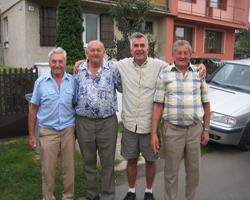 Andrrew in Presov, Slovakia
