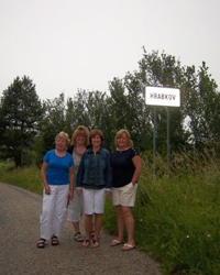 Knott's in Hrabkov, Slovakia