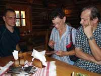 Valery with Family, Slovakia